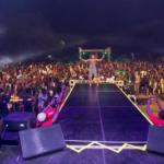 Yemi Alade Thrills Over 11,000 Fans with Easter Concert in Zambia