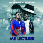 """YoungBone – """"Mr Lecturer"""" f. Slimcase (Prod. By Young Jon)"""