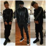 10-Year Old Mr P's Son; Cameron Okoye Gets Verified On Instagram