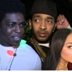Kodak Black Makes Irresponsible Comment About Nipsey Hussle's Girlfriend