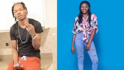 Naira Marley Challenges Simi For Snubbing Him At An Event In Lagos Last Night