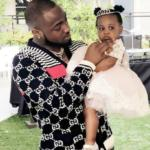 "Watch Adorable Moment Davido's 2nd Daughter, Hailey Is Seen Singing Zlatan's ""Zanku (Leg Work)"""