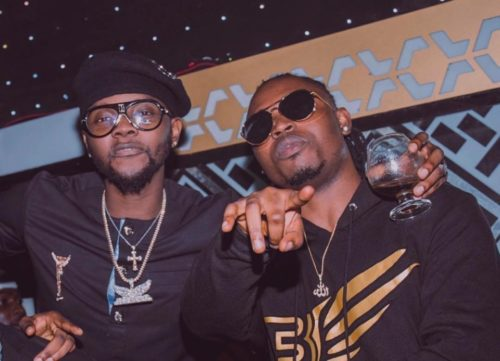 Demmie Vee Prostrates For Kizz Daniel As Beef Is Squashed