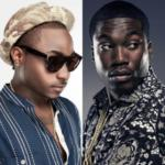 Davido & American Rapper; Meek Mill Working Together In A Studio In LA