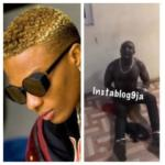Shocking!!! Text Message Showing Wizkid Ordering Thugs To Brutalize Innocent Surulere Boy Exposed, Thugs Arrested By Police