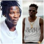 Shocking!!! Stonebwoy Pulls Out A Gun To Kill Shatta Wale At The Vodafone Ghana Music Awards 2019