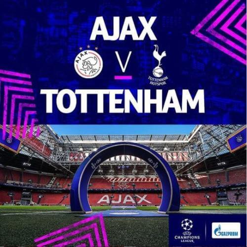 """Tottenham Vs Ajax When: UCL; Predict """"Ajax"""" Vs """"Tottenham"""" Final Result « TooXclusive"""