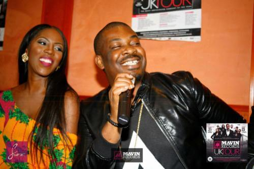 Tiwa Savage & Don Jazzy Reportedly Invited By DSS Over Statements Against Pres Buhari's Administration 1
