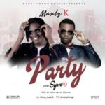 "Manly K – ""Party"" ft. Sym19"
