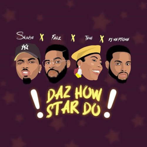"""Skiibii """"Daz How Star Do"""""""