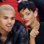 See Shocking Moment US Singer; Chris Brown Begs Rihanna To Drop New Music After Being On Break For Few Years