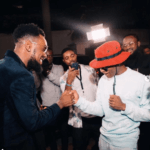 See Pictures Of Superstars That Attended Patoranking's Album Listening Party Last Night
