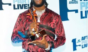 Burna Boy Wins Best International Act At The 2019 BET Awards || See Full List Of Winners