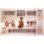 "Burna Boy – ""Anybody"" [Lyrics]"