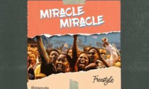 Danny S - Miracle Miracle Freestyle art