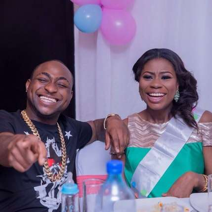 Davido's 2nd Baby Mama; Sophia Momodu, Gushes Over Singer On Father's Day With Special Message