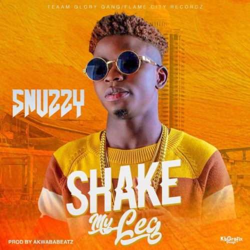 Snuzzy Release New Single (Oluwa Shake My Leg)