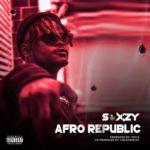 "Saxzy – ""Afro Republic"""