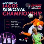 NIGERIAN FREESTYLE FOOTBALL CHAMPIONSHIP LAGOS REGIONAL AUDITIONS