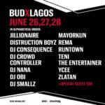 """BUDX LAGOS 2019 With """"Teni"""", """"Zlatan"""", """"Kemi Adetiba"""" – Are You Ready?"""