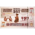 "Burna Boy – ""Anybody"""