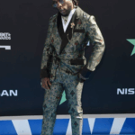 Check Out Burna Boy ,Teni & Mr Eazi's Stylish Outfits To BET Awards 2019