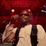 Ycee Owns The Stage At Bud X lagos