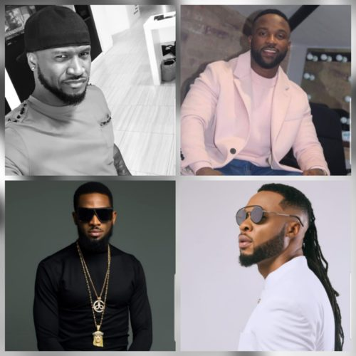 Between Iyanya, Mr P, Flavour And D'banj – Who Is Most Sexually Appealing?