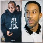 US Rapper, Ludacris Takes Whole Family To Studio To Meet With Davido As They Record Song Together | Watch