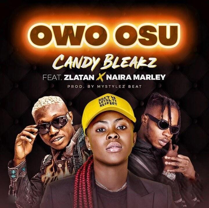 """Candy Bleakz  """"Owo Osu"""""""