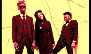 BlaqBone ft Oxlade - Mamiwota cover