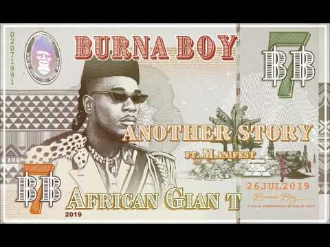 "Lyrics ""Another Story"" – Burna Boy ft. M.anifest"