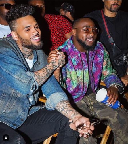 "[Video] Davido x Chris Brown - ""Blow My Mind"""