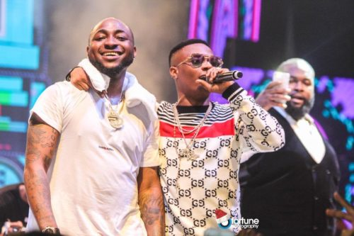 Davido Shares Video Of Wizkid Vibing To His 2021 Hit Record | Watch! #Arewapublisize