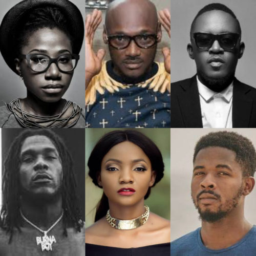 Who Do You Think Is The Best Song Writer In The Nigerian Music Industry?