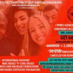 """An Opportunity To Study In Europe """"Cyprus"""" @ 60% Scholarship"""