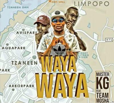 "Master KG – ""Waya Waya"" ft. Team Mosha 1"