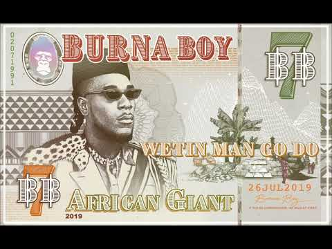 Burna Boy -