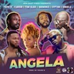 "Young D – ""Angela"" ft. Flavour, Yemi Alade, Harmonize, Gyptian x Singuila"