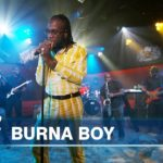 [Video] Burna Boy – Anybody (Jimmy Kimmel Live! Performance)