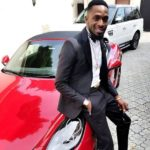Congratulations Are In Order As D'Banj Welcomes Baby Boy With Wife In The US