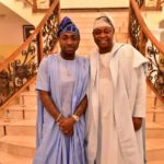 Davido's Father, Adedeji Adeleke's House Gutted By Fire In Lagos