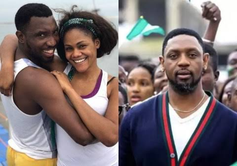 Timi Dakolo Declares War On COZA Founder, Pastor Fatoyinbo After He Tries To Get His Wife Arrested