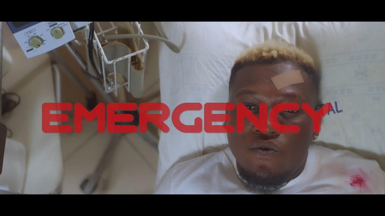 "[Video] Kay Jay – ""Emergency"""