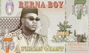 "Burna Boy - ""Omo"""