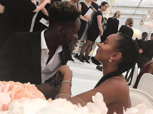 "Watch Sweet Moment Mr Eazi & Girlfriend; Temi Otedola ""Pepper"" Fans On Instagram With Solid Moves"