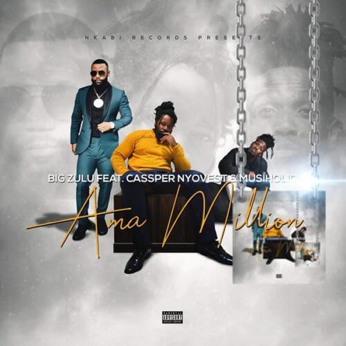 "Big Zulu – ""Ama Million"" ft. Cassper Nyovest, Musiholiq"