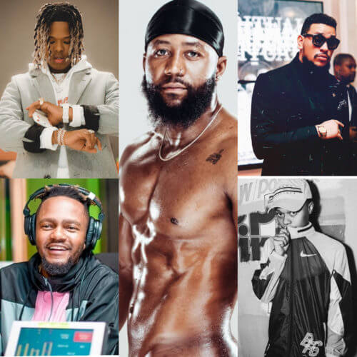 5 South-African Rappers That Would Easily 'Kill' Any Nigerian Rapper