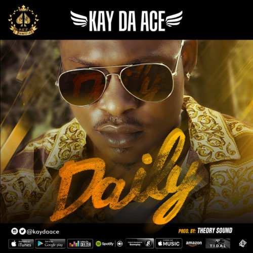 "[Audio + Video] Kay Da Ace – ""Daily"" (Prod. By Theory Sound)"