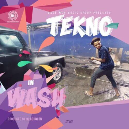 "Tekno – ""Wash"" (Prod. DJ Coublon) [Audio + Video]"